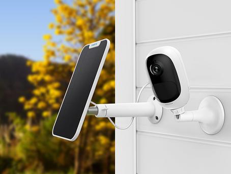 Kamera bezprzewodowe z modułami WiFi lub GSM LTE z własnym zasilaniem i zasilane z prądu