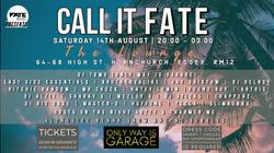 CALL IT FATE 14.08