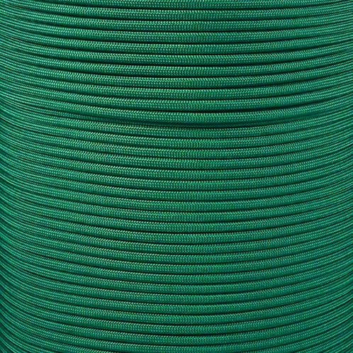 PARACORD 550 - KELLY GREEN