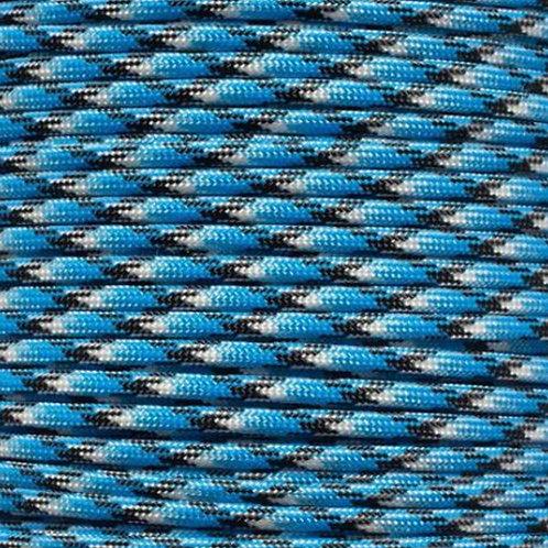 Paracord 550 - Blue Snake