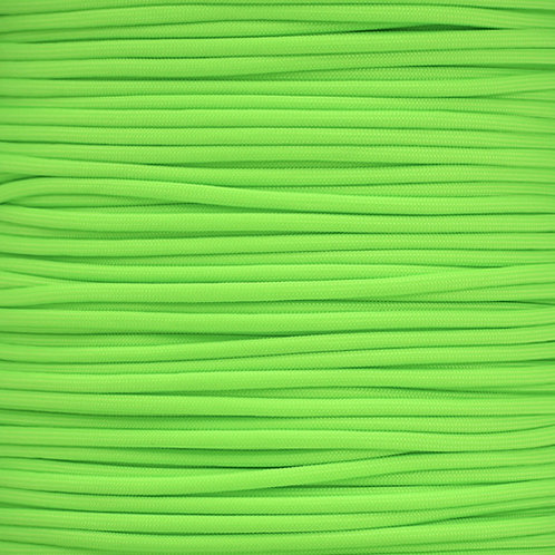 PARACORD 550 - NEON GREEN