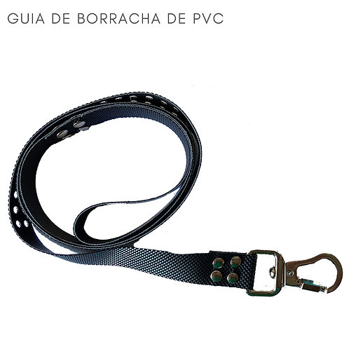 GUIA DE BORRACHA DE PVC