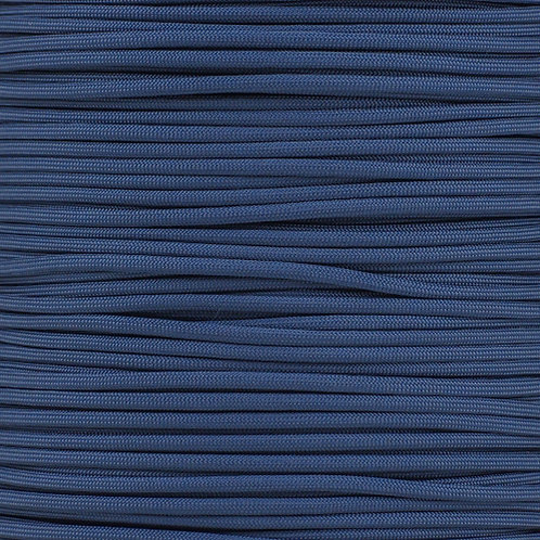 PARACORD 550 -FEDERAL STANDARD NAVY BLUE