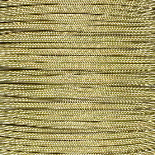 PARACORD 550 - GOLD AND SILVER STRIPS