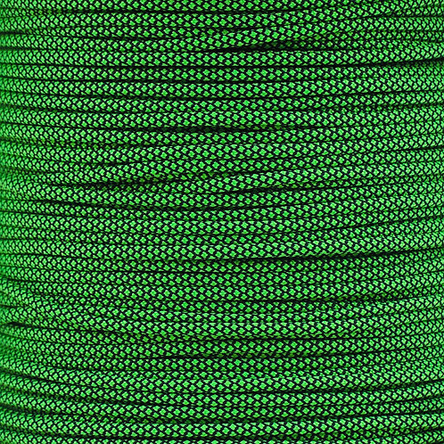 PARACORD 550 - NEON GREEN DIAMOND