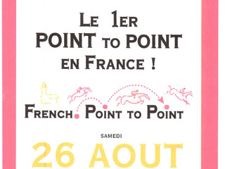 French point to point - 26 aout