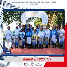 CHAMPIONNATS DE FRANCE DEAUVILLE