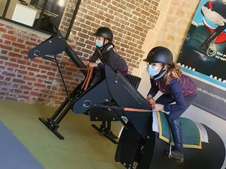 """Les """"poneys au galop"""" préparent l'année 2021"""