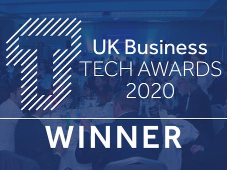 RoleMapper wins 'Best Tech Startup' at UK Business Tech Awards