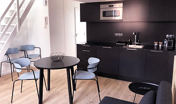 one bedroom apartment in the heart of Vieux Lille