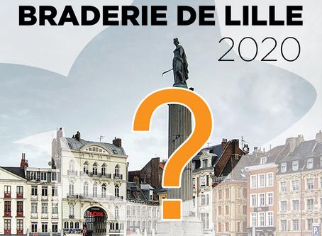 Braderie de Lille 2020 : Annulée ? L'avis du Chat Qui Dort