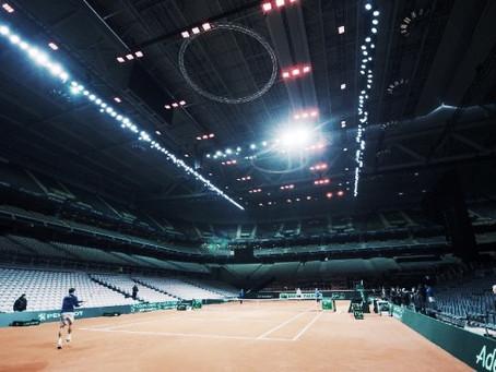 La demi-finale de Coupe Davis à Lille!!