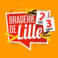 La Braderie de Lille 2017 approche ! Ne la ratez pas!
