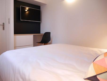 TEMOIGNAGE - Face au COVID, Le Chat Qui Dort appart hôtel héberge des soignants en 1ère ligne