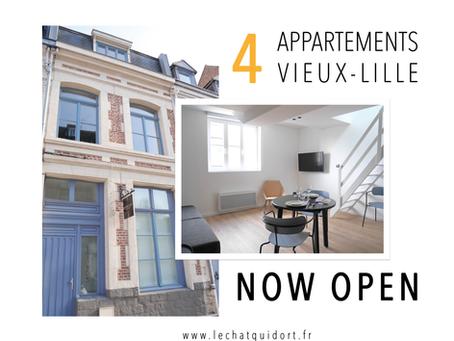 Le Chat Qui Dort - Vieux-Lille II - ouvre ses portes!