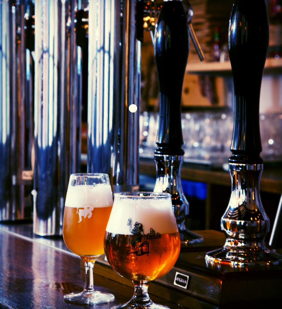 Belle initiative que ce jeu de piste dans Lille autour de la bière! Une façon originale de découvrir Lille et ses plaisirs..
