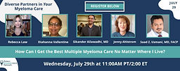 How Can I Get the Best Multiple Myeloma Care No Matter Where I Live?