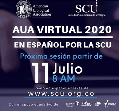 AULA VIRTUAL 2020  EN ESPAÑOL POR LA SCU