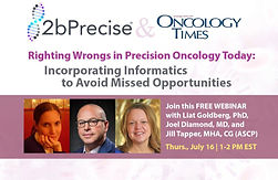 Righting Wrongs in Precision Oncology Today: Incorporating Informatics to Avoid Missed Opportunities