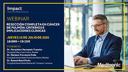 Resección completa en cáncer de pulmón: criterios e implicaciones clínicas
