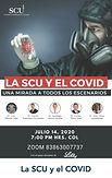 LA SCU Y EL COVID  UNA MIRADA A TODOS LOS ESCENARIOS