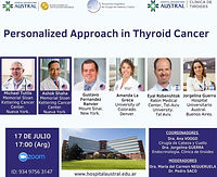 Personalized Approach in Thyroid Cancer