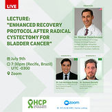"""ENHANCED RECOVERY PROTOCOL AFTER RADICAL CYSTECTOMY FOR BLADDER CANCER"""