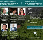 HEALTH4THEWORLD COVID-19 GLOBAL RADIOLOGY PANEL: FOCUS ON RECOVERY