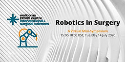 Robotics in Surgery - a virtual mini-symposium