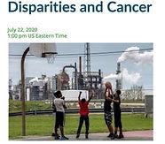 Disparidades e Câncer