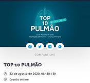 TOP 10 PULMÃO