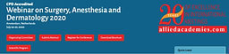 3rd International Webinar on Surgery and Anesthesia 2020