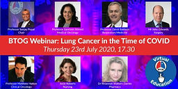 Lung Cancer in the time of COVID Webinar