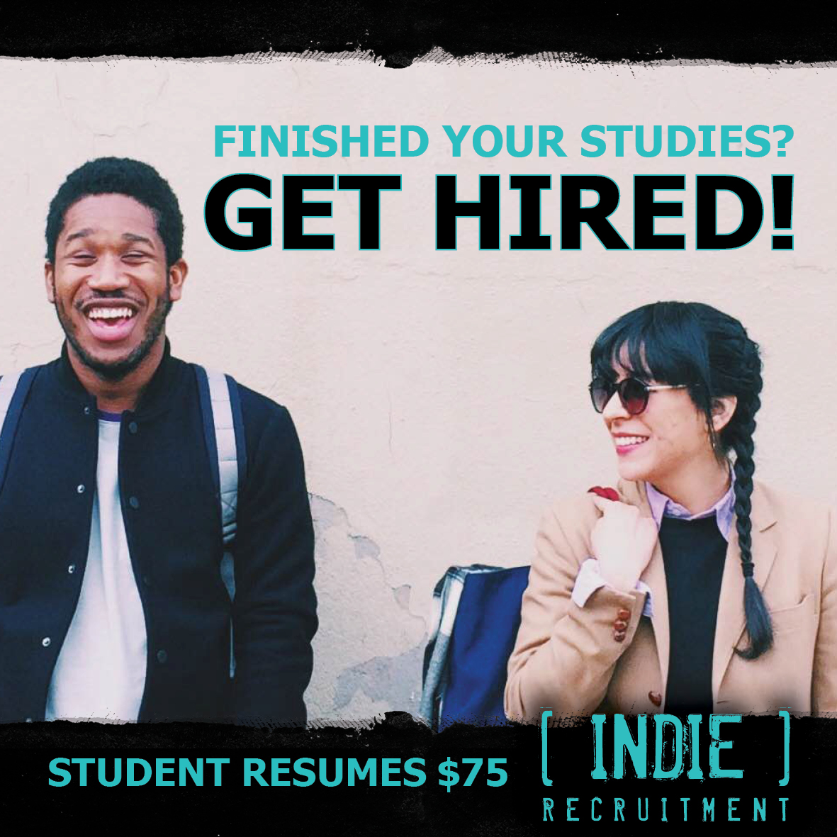 INDIE Recruitment Instagram ad