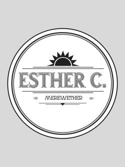 Esther C Logo white