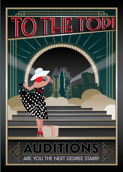 'To The Top' poster