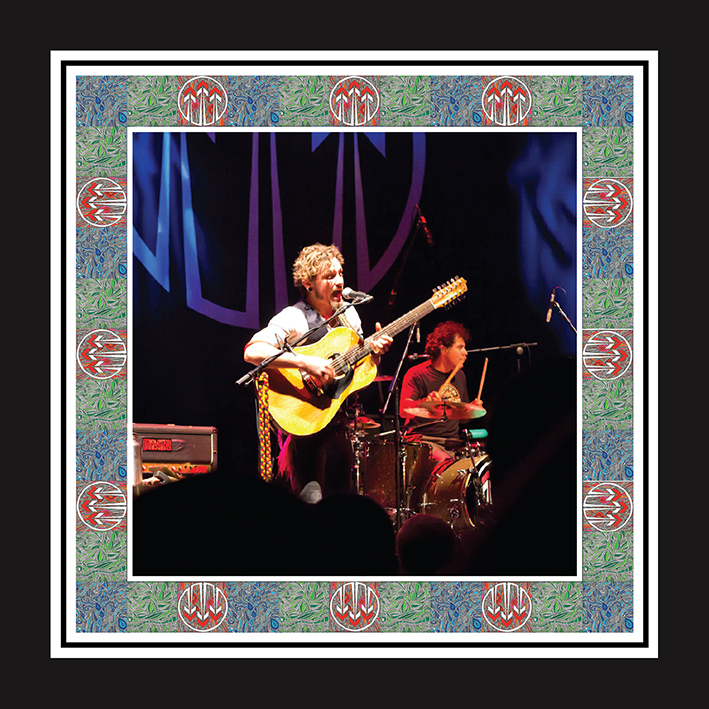 John Butler Trio album insert card