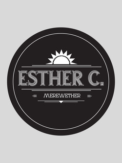 Esther C Logo black