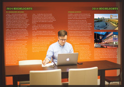 SFS Annual Report layout