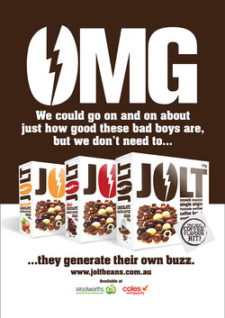 JOLT promo poster
