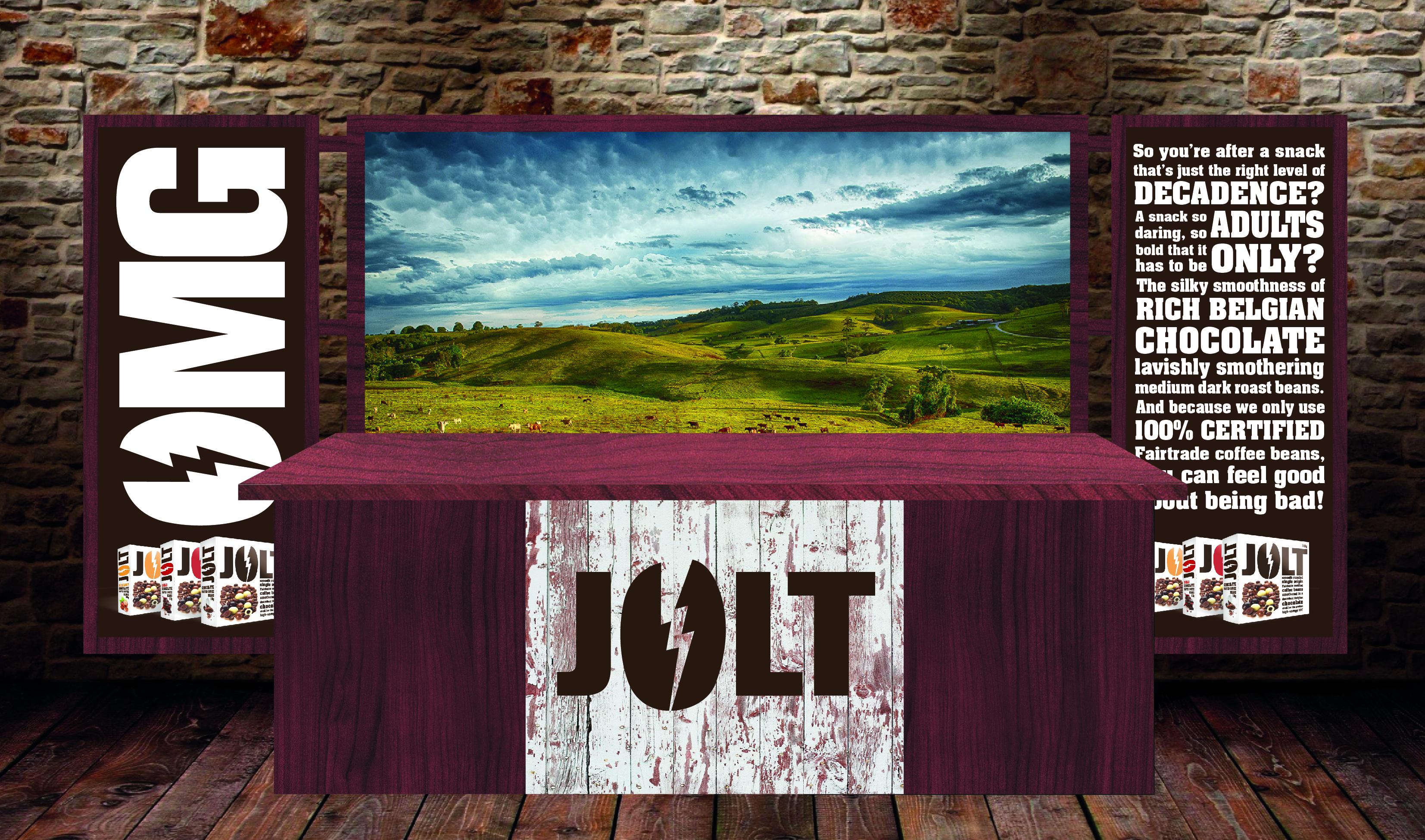 JOLT markets kiosk