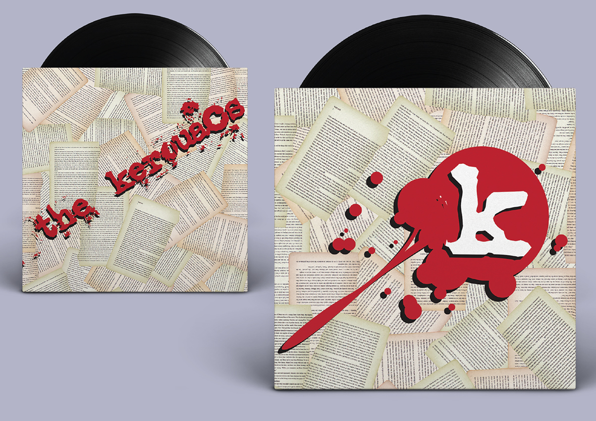 The Kerouacs album sleeve