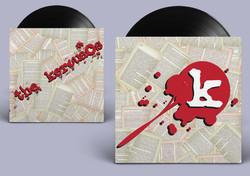 The Kerouacs album sleeve