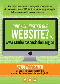 Student Association Website