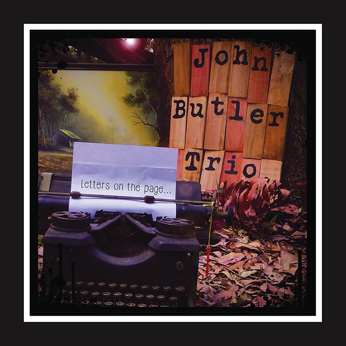 John Butler Trio album front