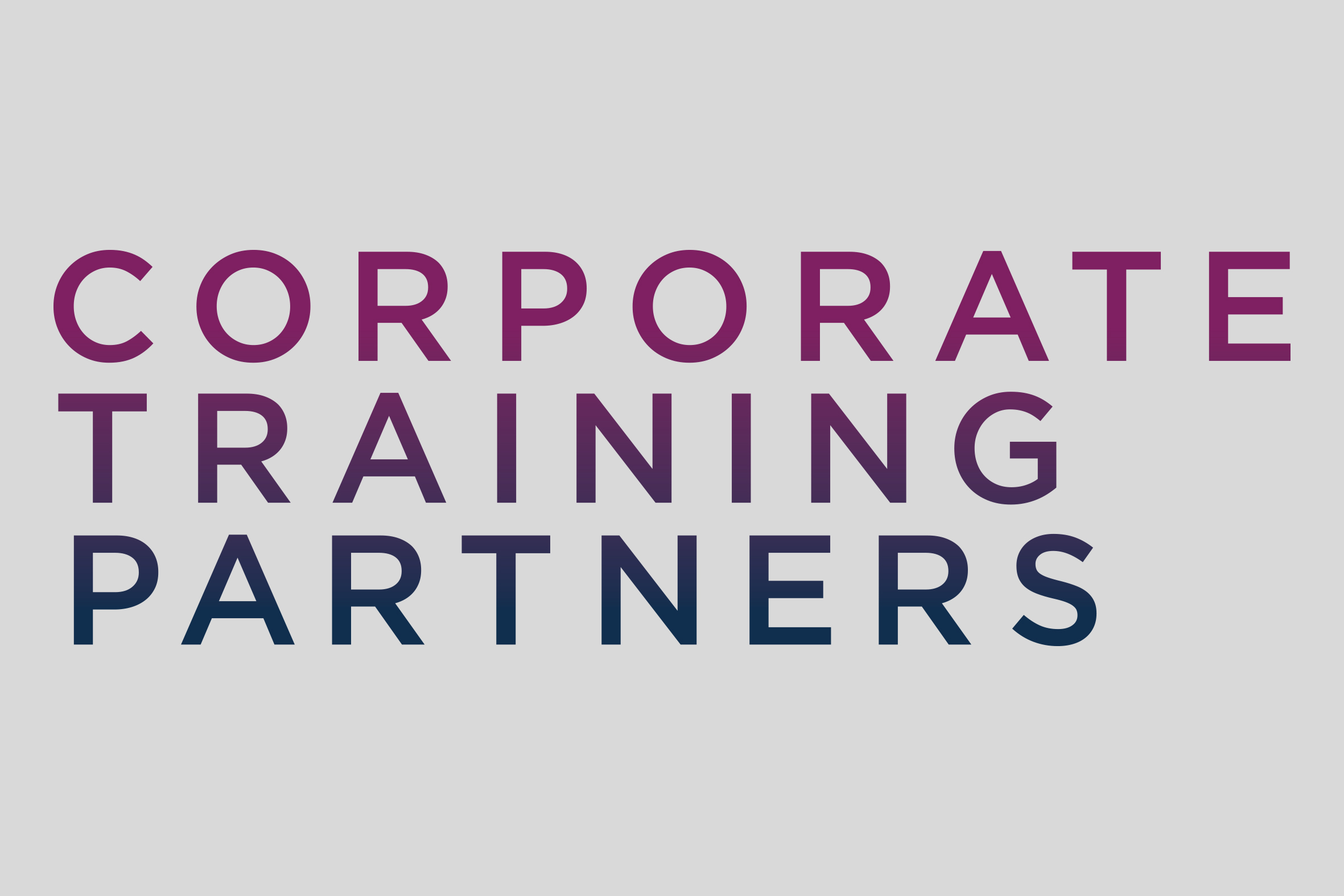 Corporate Partners wordmark