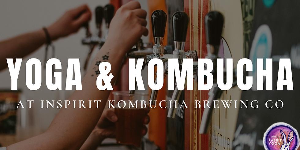 Yoga & Kombucha
