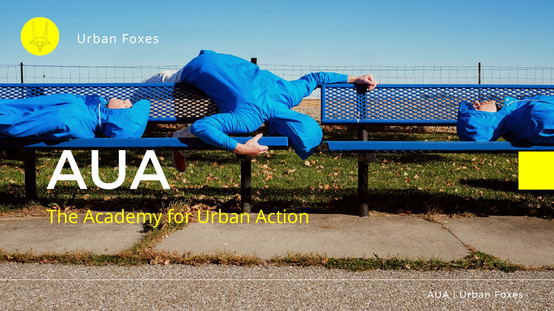 The Academy for Urban Action: Coming Soon!
