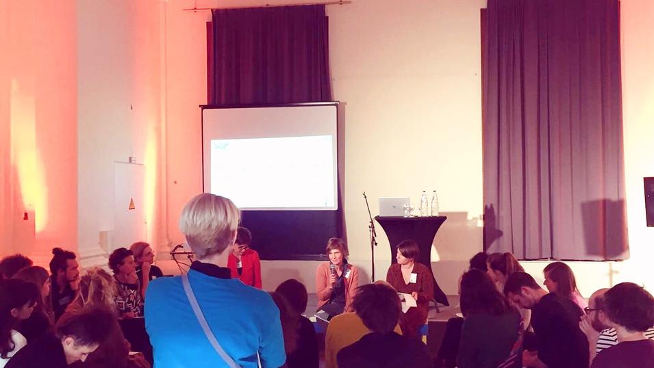 Public Space Workshop & Lecture at Beurs Brussels