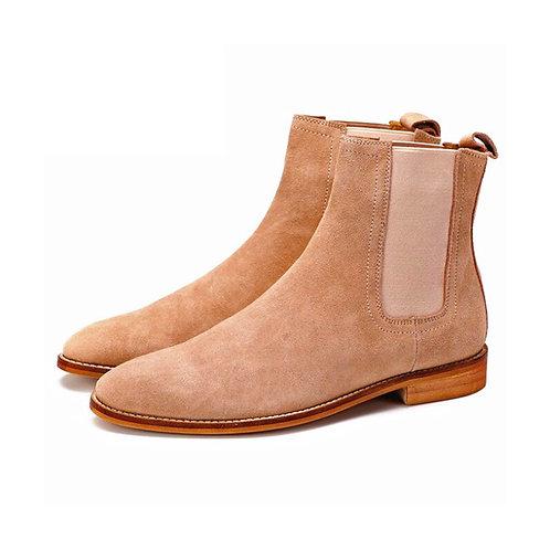 Chelsea Boots en suède